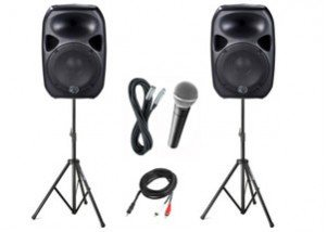 Speaker Hire Perth - Speakers for Hire in Perth